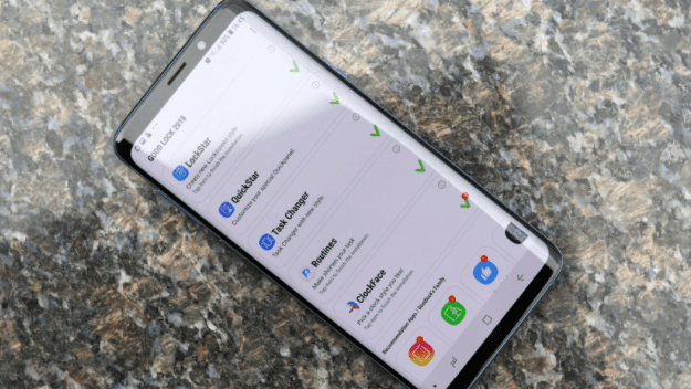 Samsung aggiorna Good Lock in alternativa al led di notifica di S10