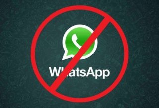 WhatsApp via da OS obsoleti