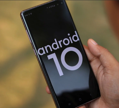 Rebus S8 Note 8 per Android 10