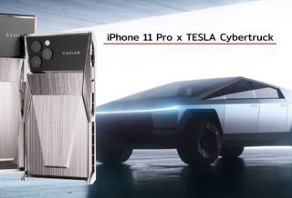 Apple e Tesla, nasce Iphone 11Pro Cyberphone