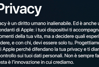 Eredità digitale Apple soccombe