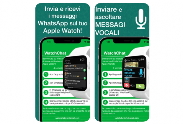 WatchChat 2 for WhatsAp‪p e EA insieme per voi
